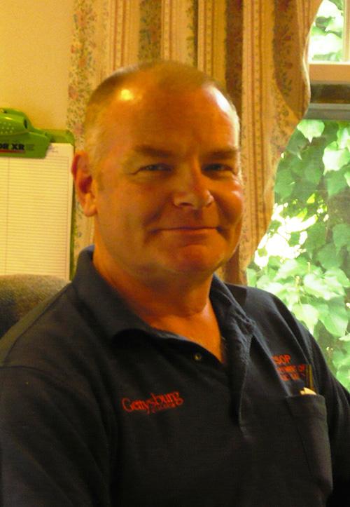 Ronald D. Parr
